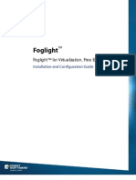 Foglight for Virtualization Free Edition Installation Installationguide 8163