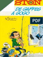 Gaston Lagaffe-T01-Gala des gaffes à gogo
