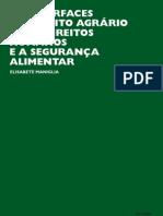 As Interfaces Do Direito Agrario e Dos Direitos Humanos e a Seguranca Alimentar