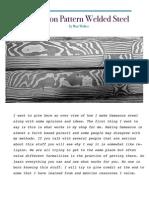 Damascus Notes