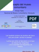 Concepto Museo Comunitario Ven.11
