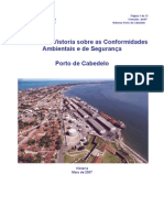 PDF MeioAmbiente Relatorios RelatoriosSIGA20062007 Cabedelo