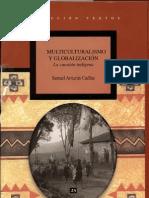 Multiculturalismo y globalización Samuel Arriarán Cuéllar