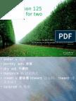 New Concept English Book One Lesson 125