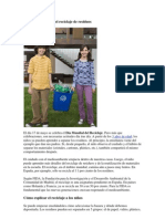 Enseñar a los niños el reciclaje de residuos