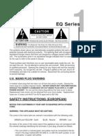 Ecualizador DOD 830 Series II