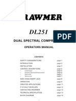 Compresor Drawmer DL251