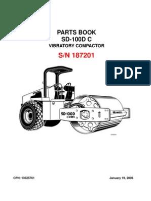 [SCHEMATICS_4CA]  Manual Compactador Ingersoll Rand | Wiring Diagram Ingersoll Rand Roller |  | Scribd