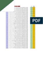 Planilha Com Conferidor Da Lotofacil (v.2.0)