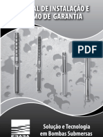 Manual Instalacao e Garantia CT 030-08-11