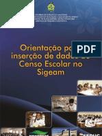 CARTILHA FINAL - ORIENTAÇÕES EDUCACENSO x SIGEAM 2012