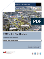 3rd Qtr. 2012 Suburban Report by Bryan Cole