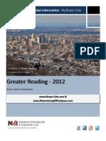 Berks County Market Data - EOY 2012