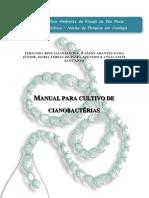manual cianobactérias