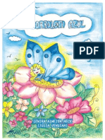 Livro Infantil a Borboleta Azul