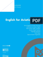 영국 Anglo Continental Aviation Prospectus 2013