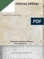 Livro Digital Joaquim Nabuco