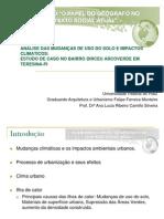 Apresentação semana de geografia UFRN - Felipe ferreira