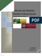 Informe de Evaluacion de Modulos Instruccionales