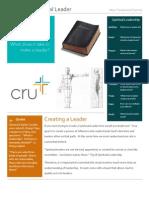 Spiritual Leadership Bible Study
