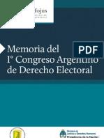 Libro Derecho Electoral