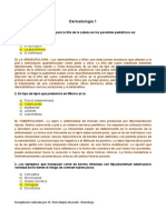 Dermatología 1