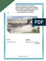 Trabajo de Presas-hidroelectrica