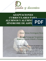 119- Adapataciones Curriculares Alumnos Asperger