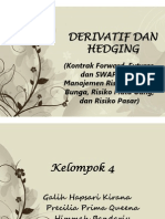 Derivatif Dan Hedging Final