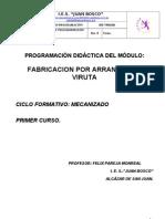 Fabricacion Por Arranque de Viruta f.a.V.