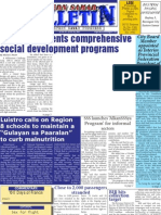 Bulletin June 25- July 1, 2013