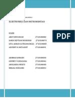 Laporan Audit Perpustakaan Lantai 4