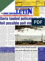Bulletin May 14-20, 2013