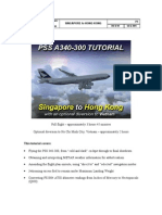 Singapore to Hong Kong Tutorial