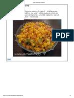Salata Od Kukuruza i Tunjevine