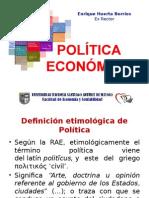 Política Económica - Enrique Huerta Berríos