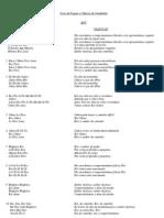 Curso de Toques e Cânticos de Candomblé