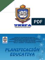 Planificación UNEFA 2-2012