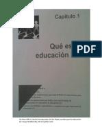 Que Es La Educacion 2 0