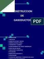 Curso Construccion de Gasoductos