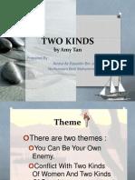 TWO KINDS-novel