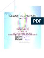Cartilha Do Investidor