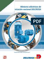 [Catálogo] Motores trifásicos Delcrosa