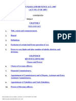 Punjab Land Revenue Act