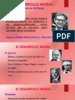 Diapositivas-el Desarrollo Moral