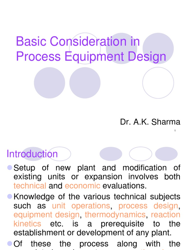 Basic Consideration in Process Equipment Design | Belt (Mechanical