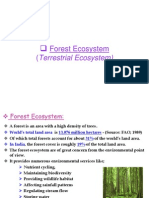 Forest and Other Ecosystems, Life Cycles