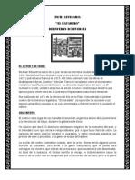 Ficha Literaria El Matadero