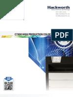 KIP C7800 brochure