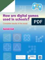 Games In Schools